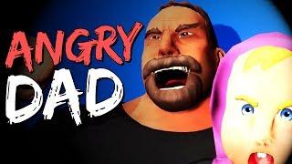 СИМУЛЯТОР ЗЛОГО ПАПЫ - Angry Angry Dad