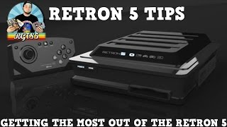 Retron 5 Tips: Getting the most out of the Retron 5   RGT 85
