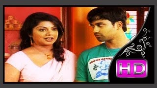 Nirmala Aunty Introduces Her Husband to Hareesh   Tamil cinema