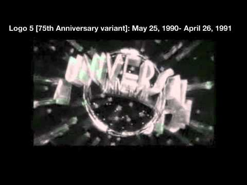 Universal Pictures Logo History 1927 2012 HD