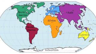 Do You Know The Continents?