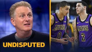 Michael Rapaport credits Lakers