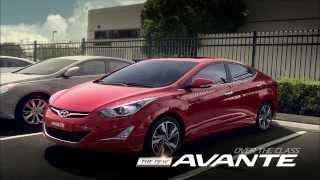 Hyundai Avante (Elantra) 2014 commercial (korea) 현대 더 뉴 아반떼 탄생 광고