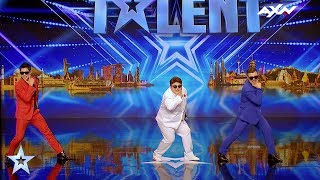 Ekklesia Judges' Audition Epi 4 Highlights | Asia's Got Talent 2017