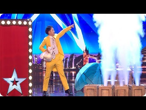 Xxx Mp4 Wardrobe WIZARDS Are These The QUICKEST Costume Changes Of All Time Auditions BGT 2018 3gp Sex