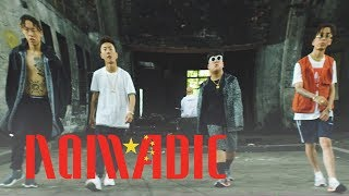 Higher Brothers + joji - Nomadic (OFFICIAL MUSIC VIDEO)