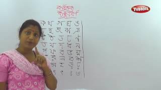 Bengali Alphabet Learning | Bornomala | Banjonborno | How to write Bengali Consonants Alphabets