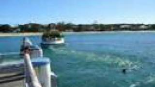 Bundeena Ferry Departs