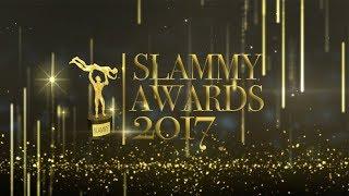 WWE SLAMMY AWARDS 2017