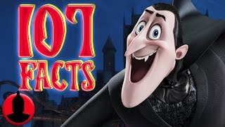 107 Hotel Transylvania Facts YOU Should Know! (ToonedUp #43) @ChannelFred