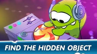 Find The Hidden Object Ep.28 - Om Nom Stories: Disco Era