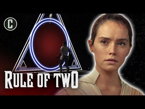 Will Star Wars The Rise of Skywalker Utilize Time Travel Rule of Two