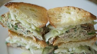 Chicken Salad Sandwich | Byron Talbott