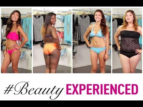 The Best Bikini For Your Body Shape   #BeautyExperienced S: 2 Ep: 4