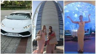 Burj Al Arab Birthday Party !