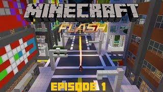 Minecraft Flash: Episode 1 -