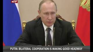Russia remains India's leading military supplier: Vladimir Putin
