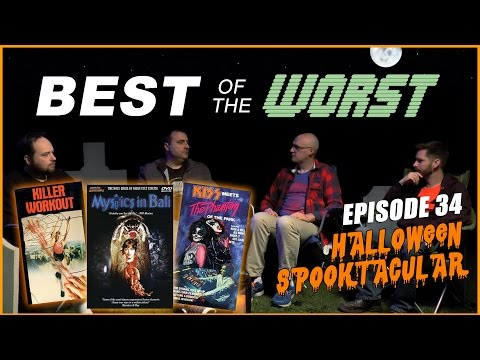 Best of the Worst Kiss Meets the Phantom of the Park Killer Workout and Mystics in Bali