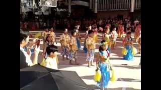 SJCQC Aming Tribo Fair - Hawaiian Dance