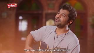 National Ka Pakistan - Shuja Haider - Mahi Ve (ft. Mobina)