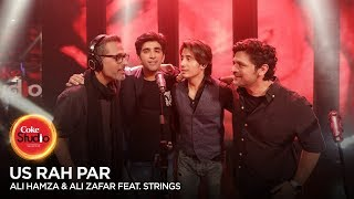BTS, Ali Hamza & Ali Zafar feat. Strings, Us Rah Par, Coke Studio Season 10, Season Finale