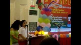Gian on his Welcome Address during Piamont 16th Moving Up Day!.MPG