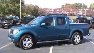 FOR SALE 2005 NISSAN FRONTIER LE V6 1 OWNER!!   STK# 21040A   www.lcford.com