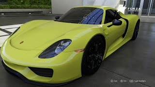 Forza 6 - PORSCHE EXPANSION 918 SPIDER - NEW TRACK
