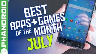 20 Best Android Apps & Games (JULY 2017)