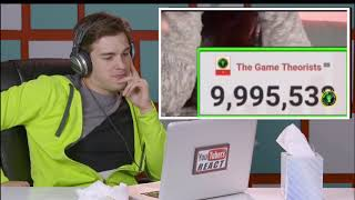 MatPat reacts to losing all his subs!