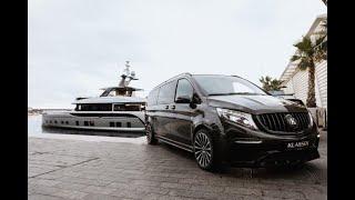 KLASSEN Car Design Technology ® | Volkswagen T5 VIP Limousin Business luxus Van |