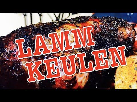 LAMMKEULE - ONE POT - GRILLEN --- Klaus grillt