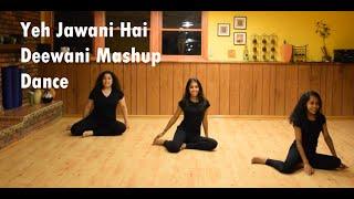 Yeh Jawani Hai Deewani Mashup Dance/Chittayaan Kalaiyaan