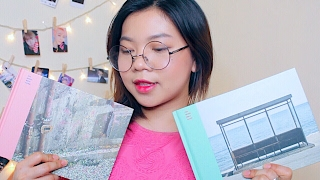 BTS UNBOXING: You Never Walk Alone Album (Left & Right vers.) 💖 Koreanmall