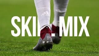 Crazy Football Skills 2018 - Skill Mix #9   HD