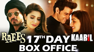 Download RAEES Vs KAABIL | 17th DAY BOX-OFFICE COLLECTION - STEADY 3Gp Mp4