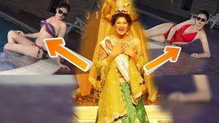 ভাইরাল হলো এব্রিলের  কিছু বিতর্কিত ছবি। Miss World Bangladesh | Avril viral photo.