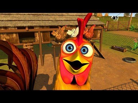 El Gallo Pinto Canciones Infantiles de la Granja