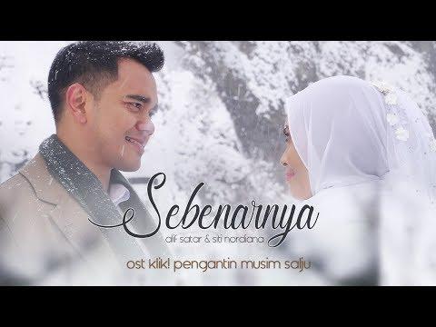 Download Sebenarnya (OST Klik! Pengantin Musim Salju) - Alif Satar & Siti Nordiana free