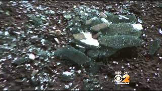 Vandals Destroy Cars, Steal Property In Overnight Rampage