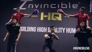 [HD] MARTIAL ARTS x STRENGTH TRAINING | INVX ATHLETE WILLIAM