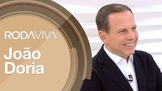 Roda Viva | João Doria | 10/04/2017