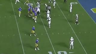 UCLA FAKE SPIKE TO WIN GAME VS TEXAS A&M   34 Point Comeback