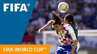 World Cup Highlights: Croatia - Mexico, Korea/Japan 2002