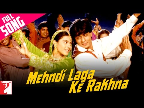 Xxx Mp4 Mehndi Laga Ke Rakhna Full Song Dilwale Dulhania Le Jayenge Shah Rukh Khan Kajol 3gp Sex