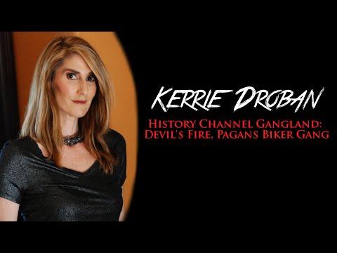 Gangland Devil s Fire Pagans Biker Gang with Kerrie Droban