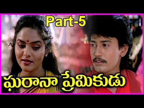 Gharana Premikudu Telugu Full Length Movie - Part-5-Prashanth, Madhubala, Ooha