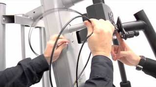 Halley Homegym Assembly Instructions/Instrucciones de Montaje/Halley Home Gym Montaggio