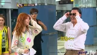 PSY - 'Gangnam Style' M/V BTS Special Cut (With Hyuna)
