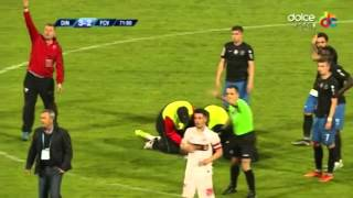HEARTBREAKING: The Moment Patrick Ekeng Collapsed And Died On The Pitch